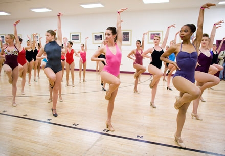 Rockette auditions 2