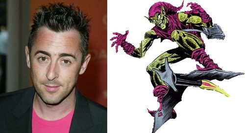 Alan cumming as green goblin