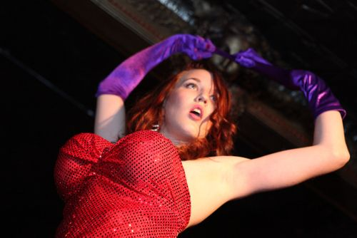 Miss Elixir reveals Jessica Rabbit's secrets: