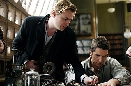 christopher nolan inception. Christopher nolan_with