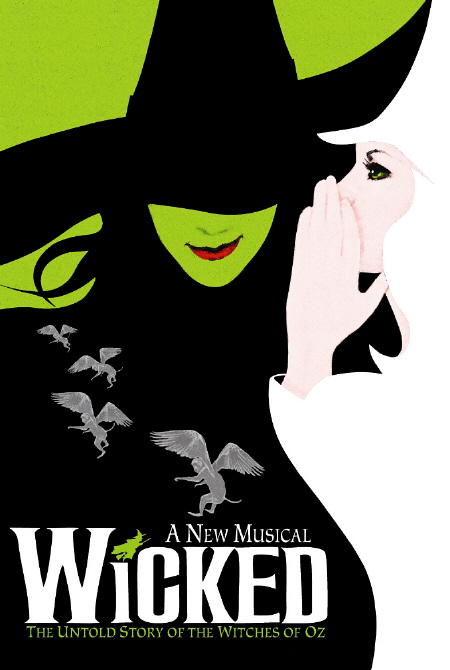 Wicked_broadway poster
