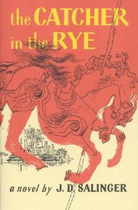 The catcher in the rye_cover