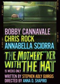 Motherfucker with the hat poster