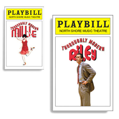 Thoroughly modern millie-thoroughly modern riley