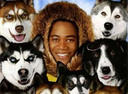 Cuba gooding in snow dogs