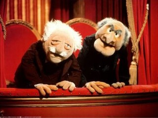 Muppets_statler and waldorf