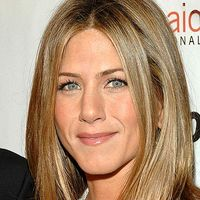 Jennifer Aniston closeup