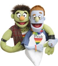 Avenue Q_Ricky and rod