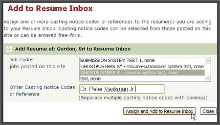 Add-Resume-To-Inbox_Label-With-Role-Job-Code