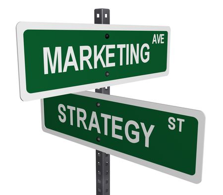 Marketing-and-Strategy-Sign
