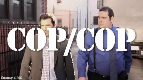 Cop-cop title screenshot