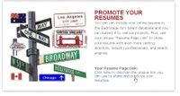 Promoteyourresume_findyourlink